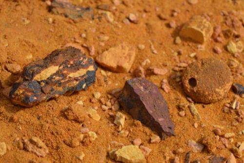 La géologie du Colorado Provençal